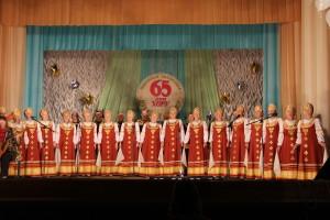 Народный коллектив хор Русская песня