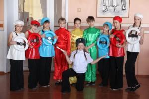 Шоу-балет Шейк мл.1