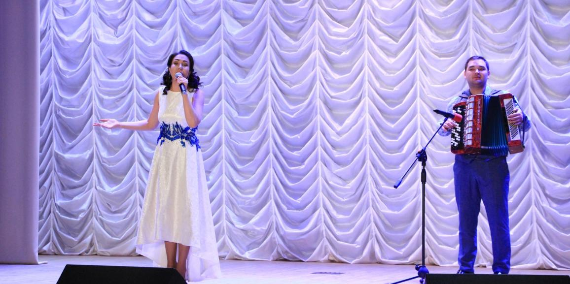 Концерт Татарской  певицы  — Эльвиры Хамматовой