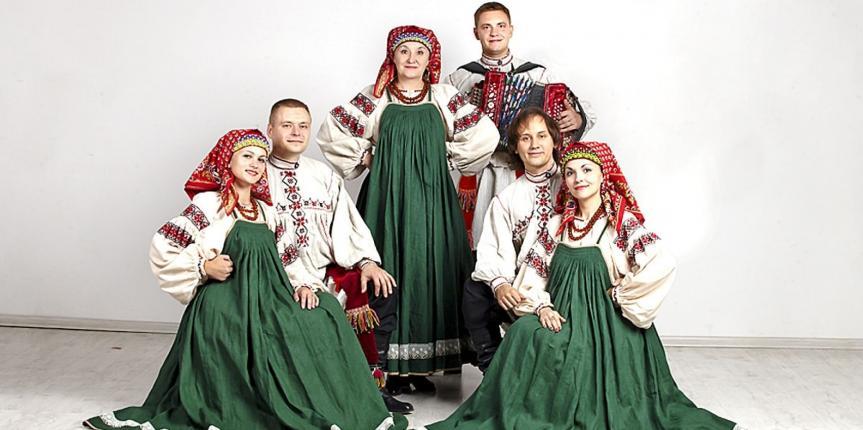 Концертная программа ансамбля «Рождество» Новосибирской филармонии