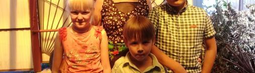 «Папа, мама, я – татарская семья»