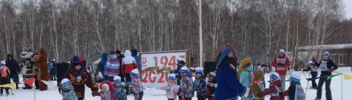 Всероссийская акция «Лыжня России»