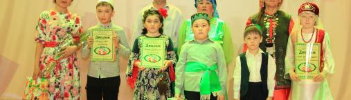 «Мама, папа, я – татарская семья!»